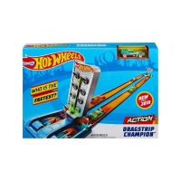 Трек Hot Wheels Чемпион Дрэг Стрип GBF82