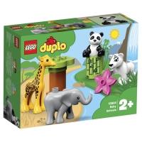 Лего Дупло Детишки животных Lego Duplo 10904