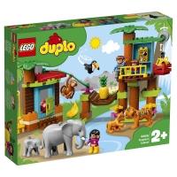 Лего Дупло Тропический остров Lego Duplo 10906