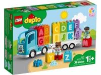 Lego Duplo 10915 Грузовик Алфавит Лего Дупло