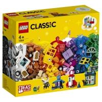 Лего Классик Набор для творчества с окнами Lego Classic 11004