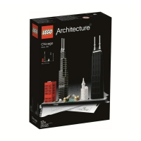 Лего Архитектора Чикаго Lego Architecture 21033