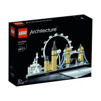 Лего Архитектора Лондон Lego Architecture 21034