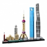 Лего Архитектора Шанхай Lego Architecture 21039