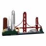 Лего Архитектора Сан-Франциско Lego Architecture 21043