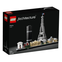 Лего Архитектора Париж Lego Architecture 21044