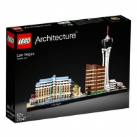 Лего Архитектора Лас-Вегаc Lego Architecture 21047