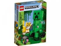 Lego Minecraft 21156 Рептилия с Оцелотом Лего Майнкрафт