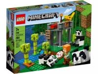 Lego Minecraft 21158 Детский сад для панд Лего Майнкрафт