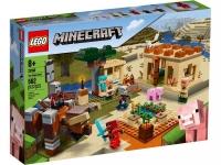 Lego Minecraft 21160 Патруль разбойников Лего Майнкрафт