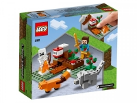 Lego Minecraft 21162 Приключение в тайге Лего Майнкрафт
