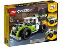 Lego Creator 31103 Грузовик-ракета Лего Креатор