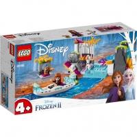 Lego Disney 41165 Экспедиция Анны на каноэ Лего Дисней