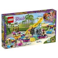 Лего Френдс Вечеринка Андреа у бассейна Lego Friends 41374