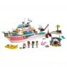 Лего Френдс Спасательная Лодка Lego Friends 41381