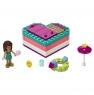 Лего Френдс Летняя шкатулка Андреа Lego Friends 41384