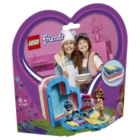 Лего Френдс Летняя шкатулка Оливии Lego Friends 41387