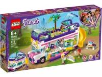 Lego Friends 41395 Автобус для друзей Лего Френдс