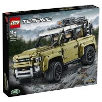 Lego Technic 42110 Land Rover Defender Лего Техник