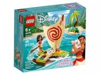 Lego Disney 43170 Морские приключения Моаны Лего Дисней