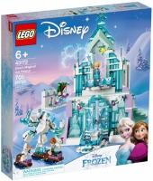 Lego Disney 43172 Волшебный ледяной замок Эльзы Лего Дисней