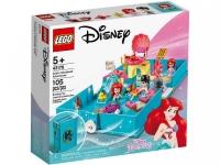 Lego Disney 43176 Книга приключений Ариэль Лего Дисней