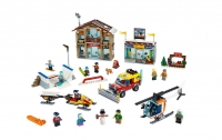 Лего Сити Горнолыжный курорт Lego City 60203