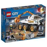 Лего Сити Тест-драйв вездехода Lego City 60225