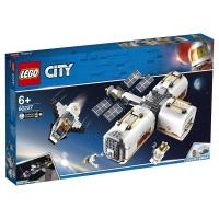 Лего Сити Лунная космическая станция Lego City 60227