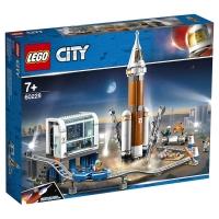 Лего Сити Ракета для запуска в космос Lego City 60228