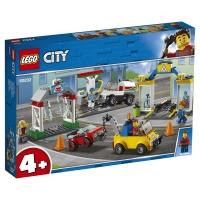 Лего Сити Автостоянка Lego City 60232