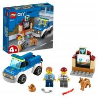 Lego City 60241 Полицейский отряд с собакой Лего Сити