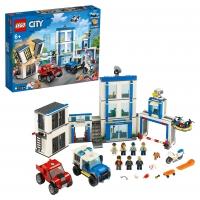 Lego City 60246 Полицейский участок Лего Сити