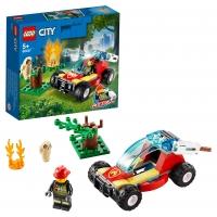 Lego City 60247 Лесные пожарные Лего Сити