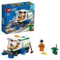 Lego City 60249 Машина для очистки улиц Лего Сити
