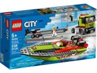 Лего Сити Транспортировщик катеров Lego City 60254