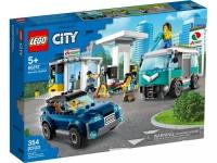 Lego City 60257 Станция технического обслуживания Лего Сити