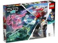 Лего Хидден Сайд Трюковый грузовик Эль Фуэго Lego Hidden Side 70421