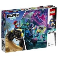 Lego Hidden Side 70428 Пляжный багги Джека Лего Хидден Сайд