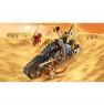 Лего Ниндзяго Мотоцикл Коула Lego Ninjago 70672