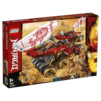 Лего Ниндзяго Райский уголок Lego Ninjago 70677