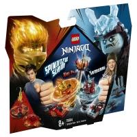 Лего Ниндзяго Бой кружитцу-Кай против Самурая Lego Ninjago 70684