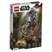 Lego Star Wars 75254 Диверсионный AT-ST Лего Стар Варс