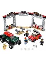 Лего 75894 Купер 1967 и Купер 2018 Lego Speed Champions