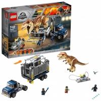 Лего Юрский период Транспорт для перевозки Ти Рекса Lego Jurassic World 75933