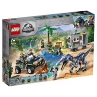 Лего Юрский период Поединок с бариониксом Lego Jurassic World 75935