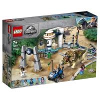 Лего Юрский период Нападение трицератопса Lego Jurassic World 75937