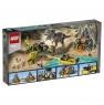 Лего Юрский период Бой тираннозавра и робота Дино Lego Jurassic World 75938