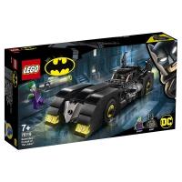 Лего Супер Герои Бэтмобиль Погоня за Джокером Lego Super Heroes 76119