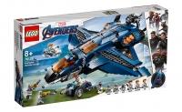 Лего Модернизированный квинджет Мстителей Lego Super Heroes 76126
